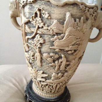I need your help to find the description off this vase