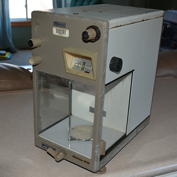 Vintage Mettler H10 Analytical Balance Scale