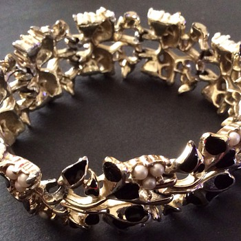 Vintage or antique ? Bracelet  - Costume Jewelry