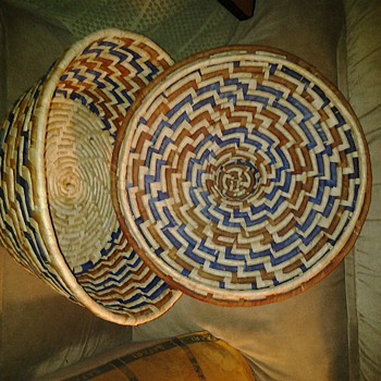 Native American Baskets  ? - Native American
