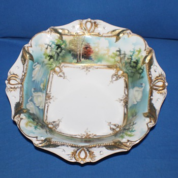 RS Prussia Bowl - China and Dinnerware