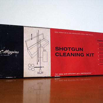 J.C. Higgins Shotgun Cleaning Kit No. 2140