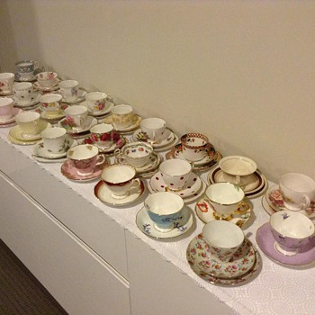 My Pretties - China and Dinnerware