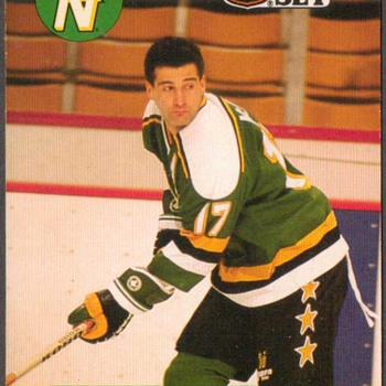 1990 - Hockey Cards (Minnesota North Stars)