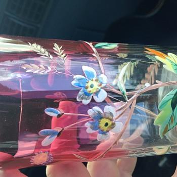 Pretty glass