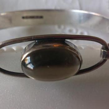 Modern 1960s' bracelet