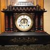 Ansonia open escapement mantel clock