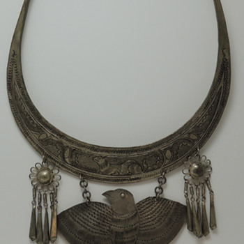 Chinese Necklace Reproduction?? - Asian