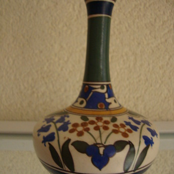 20s vase arnhem - Art Pottery