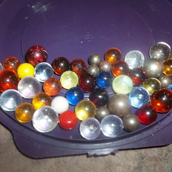 MORE Marbles - Art Glass