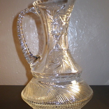 Crystal Vase - Glassware