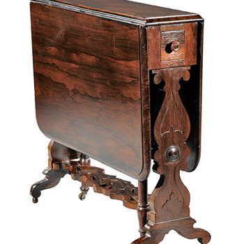 Example of Meek's table - Furniture