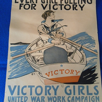 Original WWI Posters - Posters and Prints