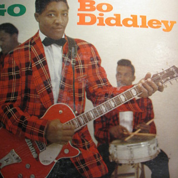 Bo.Diddley Second L.P.