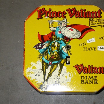 prince valiant dime bank