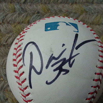 Unknown Signed Official Major League Baseballs