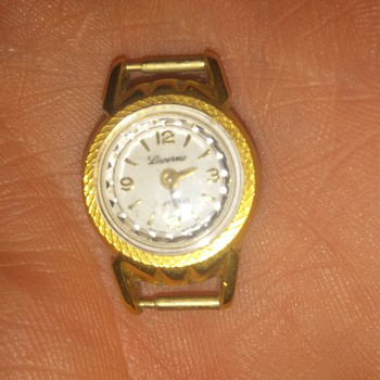 can snyone tell me about this watch please - Wristwatches