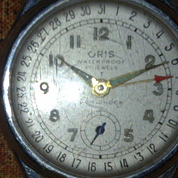 VINTAGE ORIS BOYS WATCH - Wristwatches