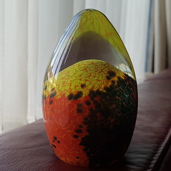 MDINA GLASS PAPERWEIGHT - Art Glass