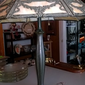 soild copper lamp - Lamps