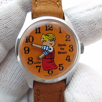 Dennis The Menace Wristwatch