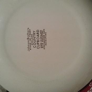 Johnson brothers - China and Dinnerware