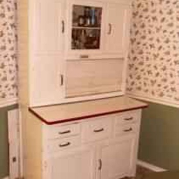 Hoosier style Marsh cabinet - Kitchen