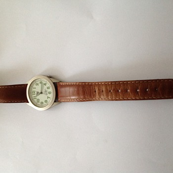 Vintage 1980's  French LIP watch.