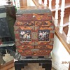 Asian octagon chest of drawers