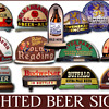 1930&#039;s-40&#039;s lighted beer signs