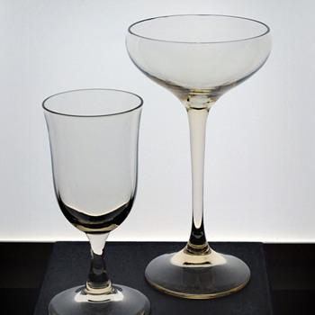 Knut Bergqvist, Lindefors 1928-31. - Art Glass