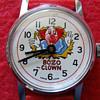 "First Issue ""Bozo"" wrist watch"