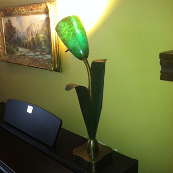 Tulip Lamp - Lamps