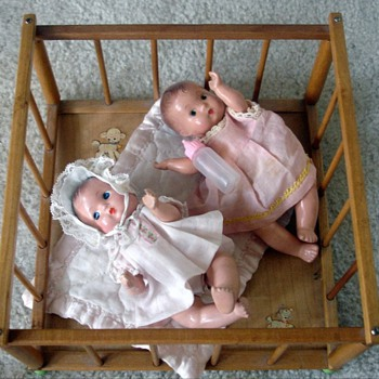 ~ More Composition Dolls ~  - Dolls