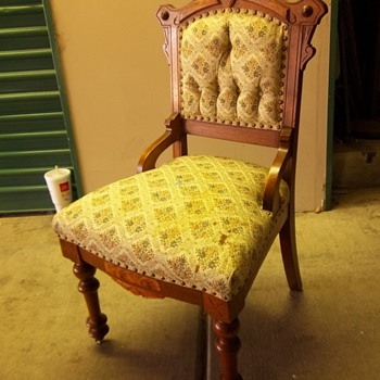Mystery Antique Chairs