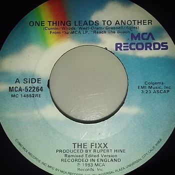 Get Your 'Fixx' On!! - Records