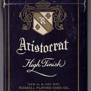 Aristocrat High Finish 727