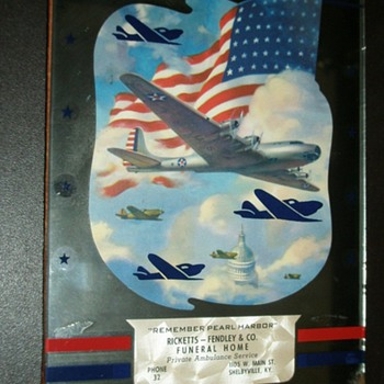 Remember Pearl Harbor Items - Military and Wartime