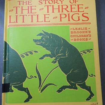 Some Vintage Children's Picture Books - Books