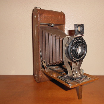 Agfa-Ansco camera