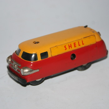 schuco wind up toy varianto 3046 shell