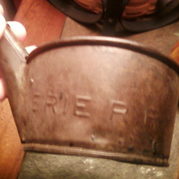Old Erir RR scoop