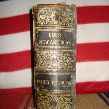 KINGS NEW AMERICA FAMILY PHYSICIAN BOOK
