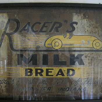racers bakery sign - Signs