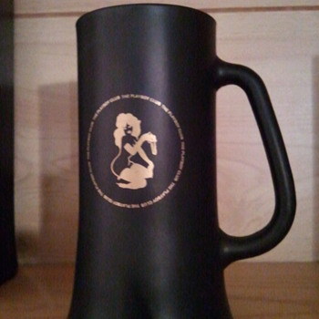 Playboy Club mugs - Advertising