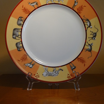 HERMES - PARIS / AFRICA  PATTERN / REPOST - China and Dinnerware