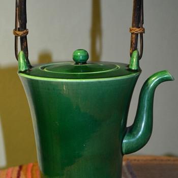 Awaji Teapot - 1900-1920?