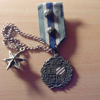 My unknown military medal