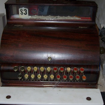 Gorgeous register! - Coin Operated