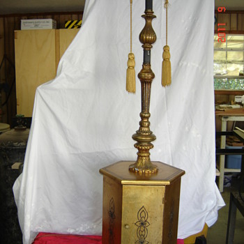 Sonya&#039;s Old Lamp - Lamps